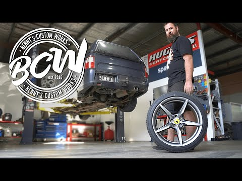 Ford FG – DIY Install Airbag Suspension + more