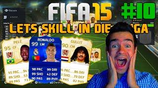FIFA 15 : Let's Skill in die 1. Liga #10 [FACECAM] - FULL LEGEND TEAM SPECIAL !! HD