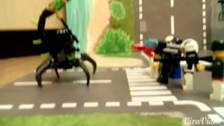 Лего война ММО Битва 5 воинств