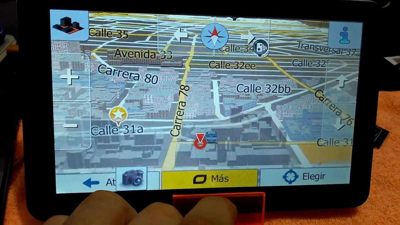 Descargar Mapa Gps Gratis.Descarga Gratis Mapas Igo Primo My Way 2017 Colombia Fotomultas Medellin Configuracion Wince