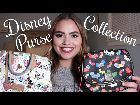 Disney Purse Collection
