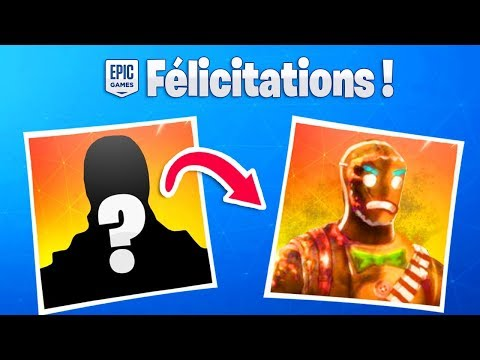 GROSSE SURPRISE DE LA PART D'EPIC GAMES sur FORTNITE