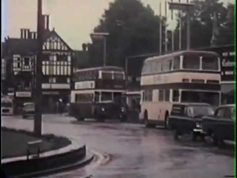 Coventry City Centre - Waaaaay Back When!