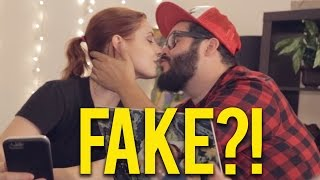 Repeat youtube video Steve and Bree's FAKE Relationship EXPOSED!