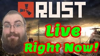 Rust Live Stream Gaming Right Now
