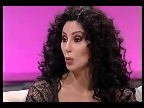 Cher talks about Madonna and plastic surgery...