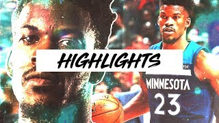 Best Jimmy Butler Highlights 17-18 Season Part 1 | Clip Session