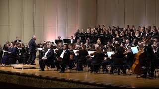 The hamburg symphony orchestra performance brought crowds together in abu dhabi to celebrate 250th birthday of german composer and pianist, ludwig van be...