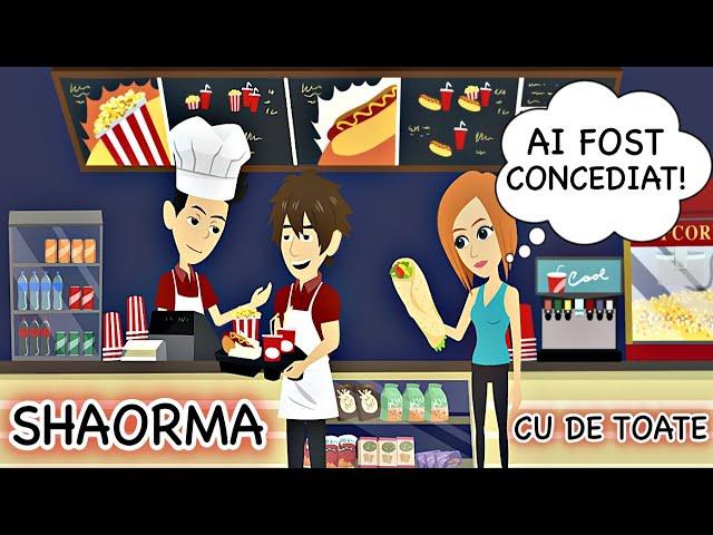PRIMUL JOB LA SHAORMERIE ! (STORY ANIMAT) - Ep. 28