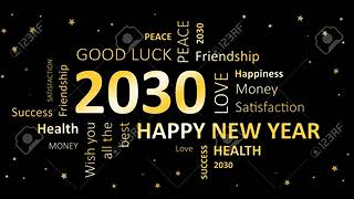 Happy New Year 2030
