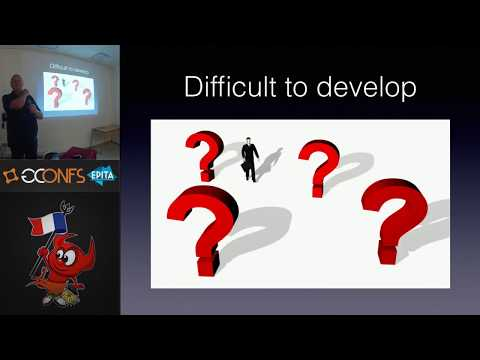 What's in store for NetBSD 8 0, by Alistair Crooks (EuroBSDcon 2017)
