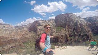 Hiking Angel's Landing   Evan Edinger Travel