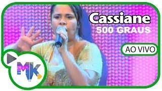 Cassiane - DVD Cassiane Collection - 25 Anos - 500 Graus (AO VIVO)