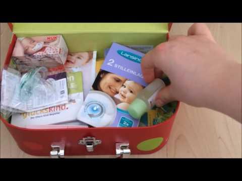 willkommenspakete baby dm