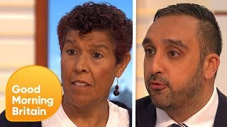 Justice4Grenfell Calls for Corporate Manslaughter Charges | Good Morning Britain