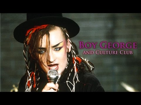 Karma Chameleon  Boy George & Culture Club  Lyricsบรรยายไทย