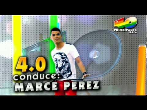 """""""Los 40 Principales"""" Paraguay - 92.3 FM (reel de programas) #esunhit"""