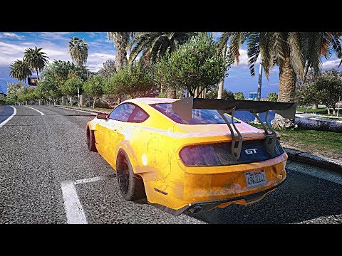 ►GTA 6 Ultra-Realistic Graphics! 4k 60FPS REDUX + M.V.G.A GTA 5 PC Mod!
