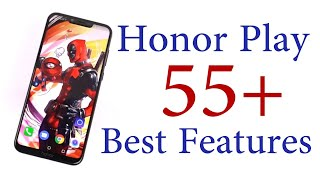 Honor Play 55+ Best Features