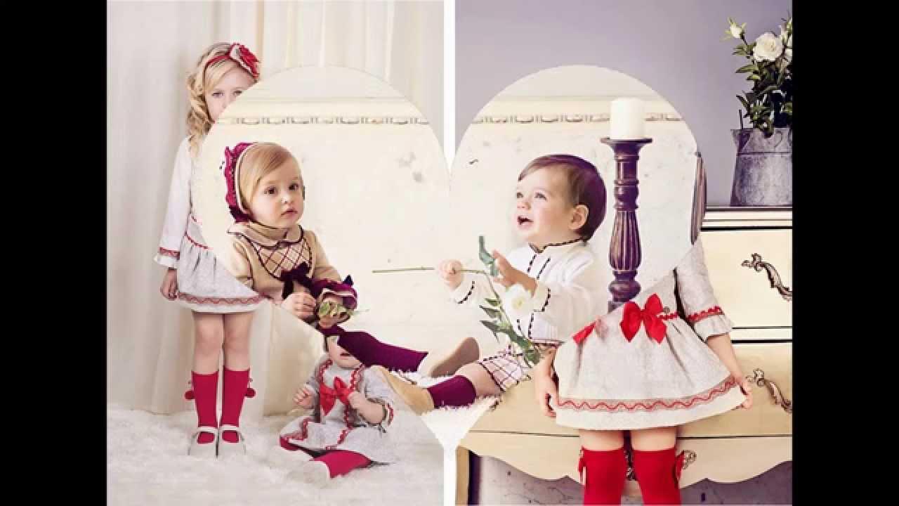 255a0ad5e Ropa bebé niños y niñas. Tienda ropa bebé Online. Comprar vestidos niñas  Valencia. - YouTube