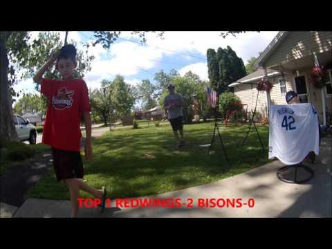 CWL Rochester RedWings VS Buffalo Bisons