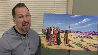 Children's Sunday School - Mike Beech 4-18-21