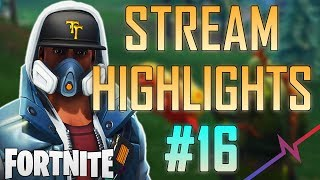 Fortnite - Stream Highlight #16 - May 2018 | DrLupo