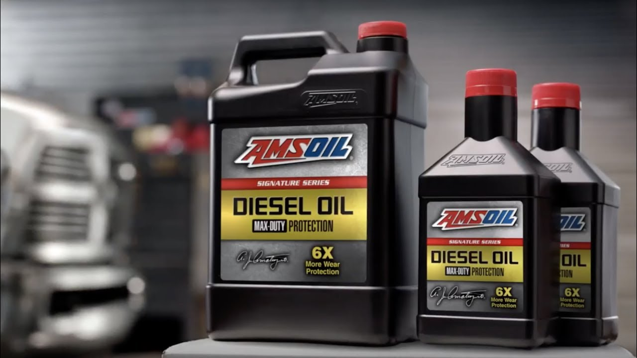 AMSOIL Devoted to Diesel Protection