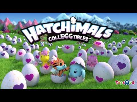 Hatch Colleggtibles Now Available At Toys