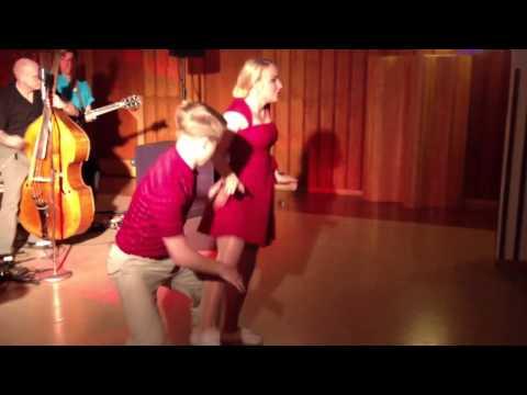 The Unkool Hillbillies vs Rasmus & Tove Boogie woogie Part 3 / 3
