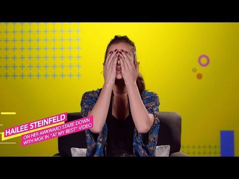 Hailee Steinfeld Thinks She Ruined MGK's