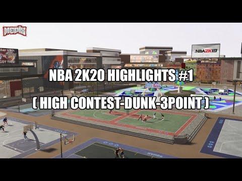 NBA2K20 Highlights #1
