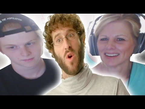 Mom reacts to Lil Dicky @lildickytweets
