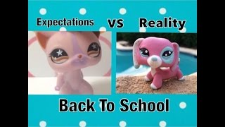 lps back to school expectations vs reality ft lps sugar cane