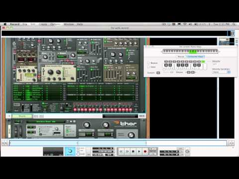 52 Reason / Record Tips - Week 26: Thor Step Sequencer Tips
