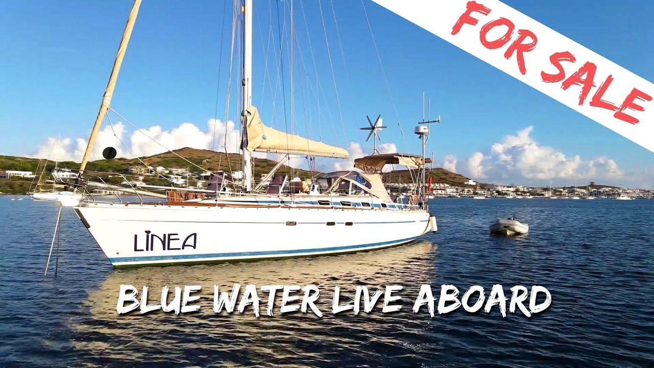 Download 13.5M LIVE ABOARD SAILING YACHT FOR SALE