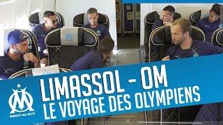 Limassol - OM | Le voyage des Olympiens ✈️