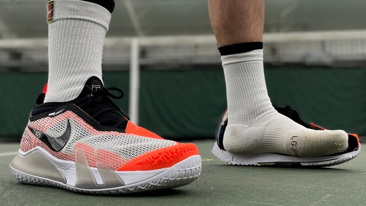 Nike Court React Vapor NXT Performance Review From The Inside Out