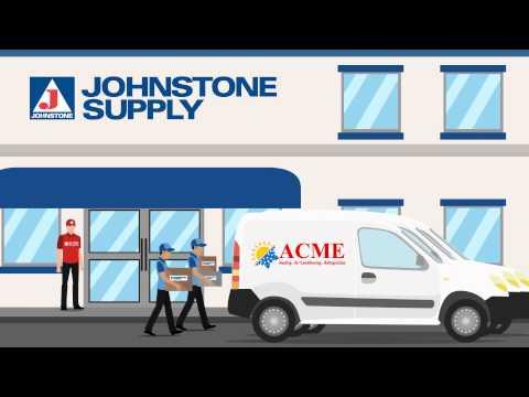 Johnstone Supply PartStock App