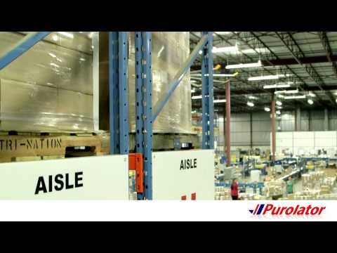 Purolator Logistics – international and domestic transportation
