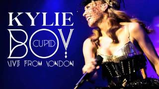 Kylie Minogue - Cupid Boy (Live From London) - HQ Audio
