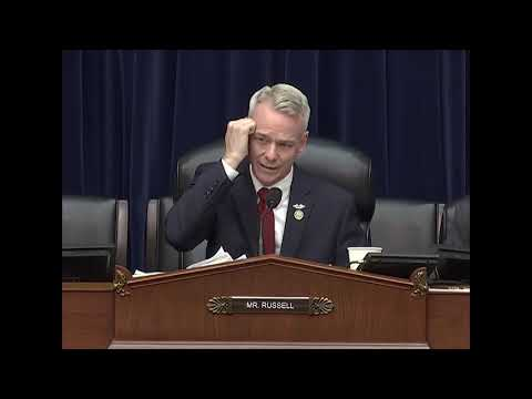 Rep. Russell Q&A - Oversight of the Bureau of Prisons and Inmate Reentry