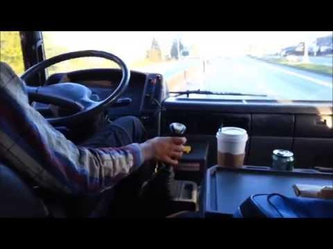 Smashing through the gears - Shifting a 9 speed Eaton Fuller