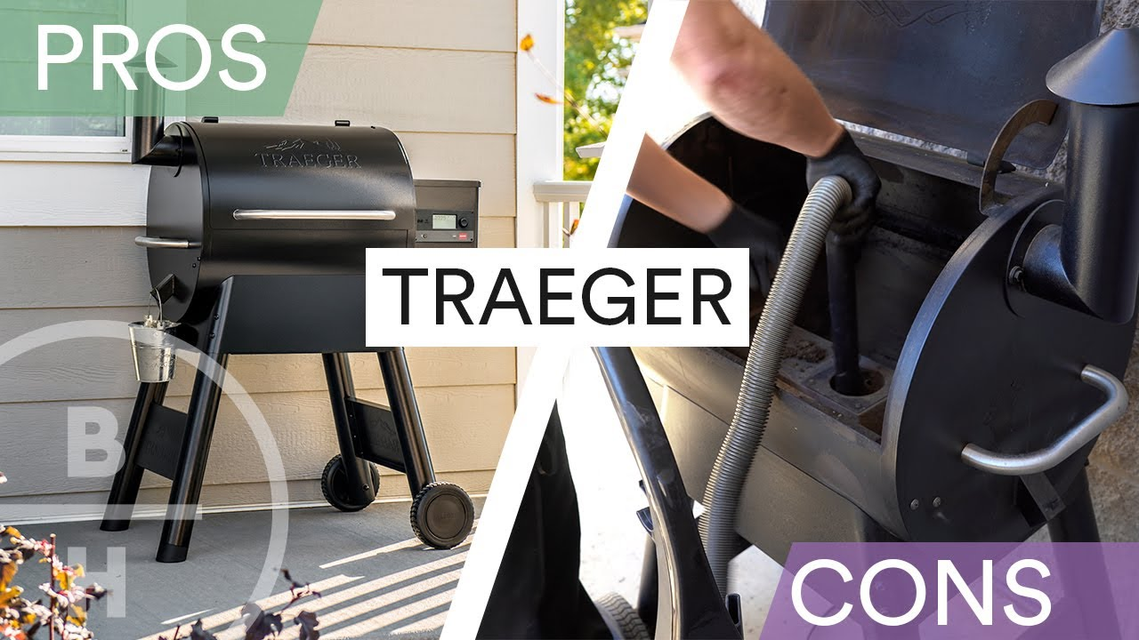 Traeger Wood Pellet Grill Review:  What's all the hype!