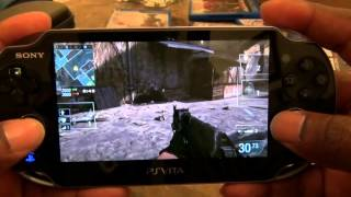 Call of Duty Black Ops: Declassified Multiplayer Gameplay (PS Vita)(What's up everybody! It's your boy hoanp The Gamer Slouch here bringing you some COD Black Ops Declassified PS Vita Multiplayer Gameplay. Hope you ..., 2012-11-14T13:22:48.000Z)