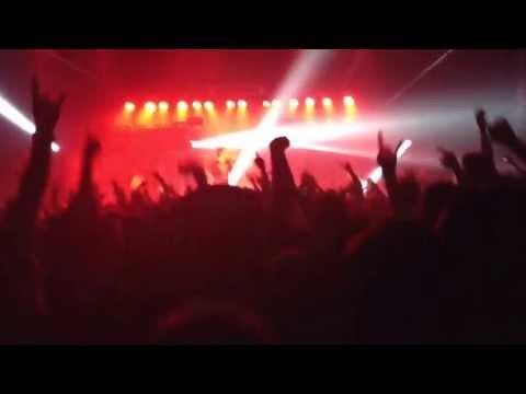 Lamb of god Nashville marathon music works