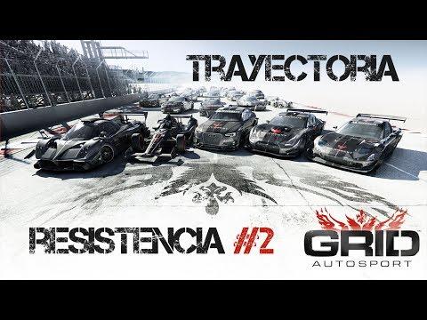 GRID Autosport - Trayectoria Resistencia #2