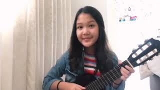 Devano Danendra ft. Aisyah Aqilah Teman cintaku Cover by Charisa Faith
