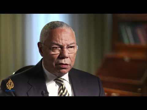 Talk to Jazeera - Colin Powell