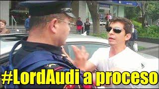 #LordAudi a proceso por los delitos de daño y robo